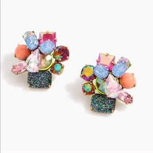 J Crew Bright Colored Studs